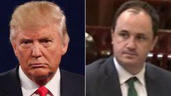Motion Calling Trump A 'Revolting Slug' Actually Passes In