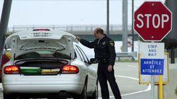 Calgary Cop Upset After Accusations Of Border Gun