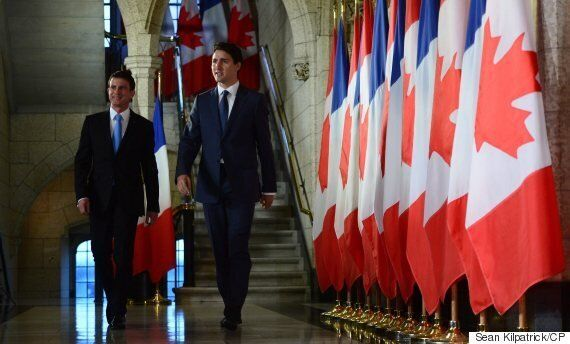 Trudeau Suggests People Know Where He Stands On Trump