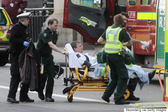 London Parliament Attack: 5 Killed And 40 Injured In Deadly