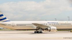 SkyGreece Plane Takes Flight After 3-Day Delay In