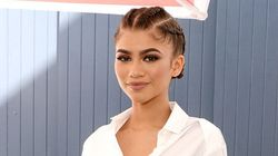 Zendaya Proves You Can Wear Metallics In The