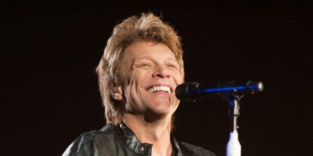 Jon Bon Jovi Concert In Vancouver Is On