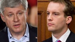 Harper Says Chief Of Staff Has His