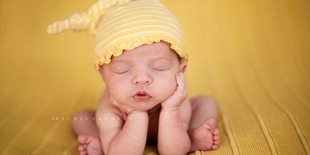 Baby Photos: These Poses Are Actually Dangerous To Try At