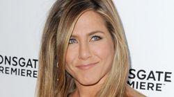 Jennifer Aniston Debuts Wedding Ring On Red