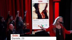 Kelly Clarkson Puts Tinder To Music, Makes It More Fun Than