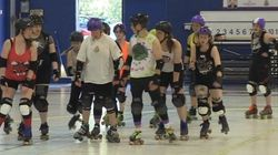 Women's Roller Derby Whizzes Past Other Sports In Gender
