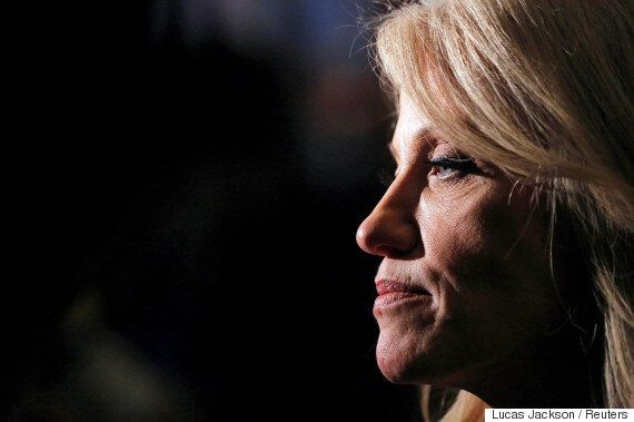 Kellyanne Conway Says She Helped Pay For Friend's