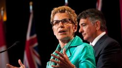 Wynne Wading Into Election