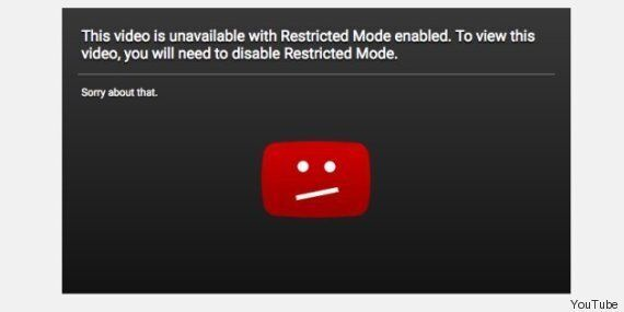 YouTube Reverses Some Restrictions on LGBTQ