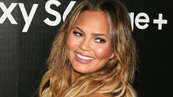 Chrissy Teigen Makes Another Body Positive Statement In New Samsung