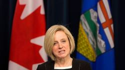 Notley: Pipeline Debate Making Canada Act 'Like A Bunch Of