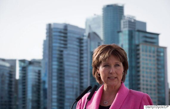B.C. Liberals Spent Millions On Partisan Ads, Lawsuit