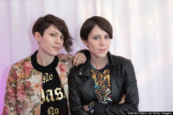 Tegan And Sara Call On YouTube To Stop Filtering LBGTQ