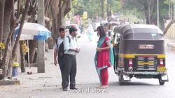 Watch What Happens When An Indian Woman In India Asks Strangers For