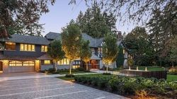 Vancouver Mansion's List Price Went Up $28.5 Million In 2