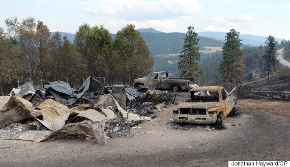 Rock Creek Fire: Cause Of Blaze Reportedly Caught On