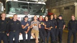 Firefighters Hilariously Hijack Man's Facebook Using His Lost
