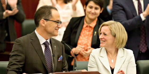 Albertans Will Pay The Price For Notley's Accelerated