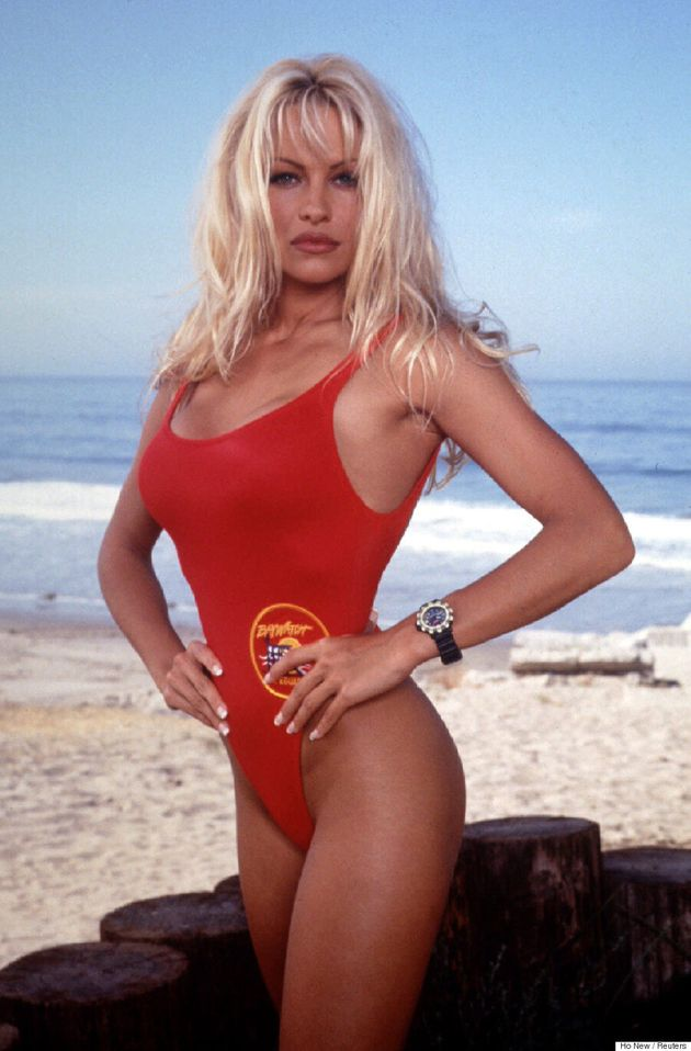 Pamela Anderson Will Make A Cameo In The 'Baywatch'