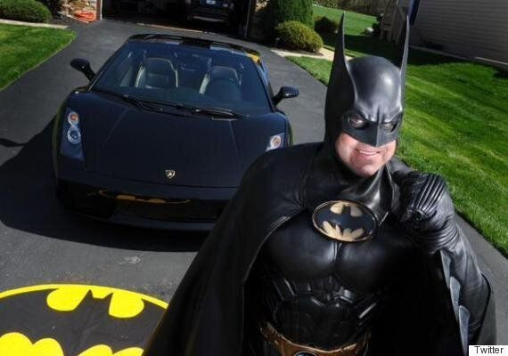 Lenny Robinson Batman: Parents Remember Superhero Who Visited Their Children In
