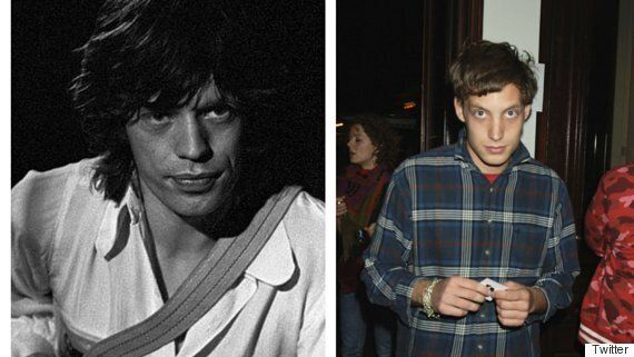 Mick Jagger Son: James Jagger Is the SPITTING Image Of His Rocker