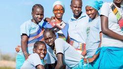 Teen's Pen-Pal Program Reveals The Challenges Girls Face In Refugee