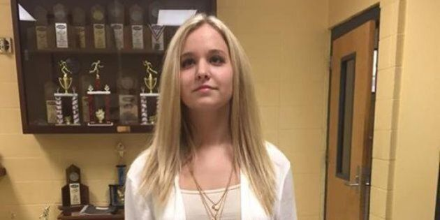 School Ban: Student Violates Ridiculous Dress