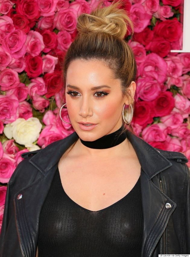 Ashley Tisdale Goes Braless, Left 'Dying' With Embarrassment After Wardrobe