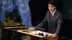 Trudeau Signs UN Climate Treaty, But The Hard Part Is