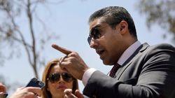Fahmy Slams Egypt's New Anti-Terror