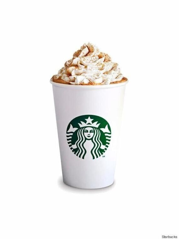 Starbucks' Pumpkin Spice Latte Will Now Have Real