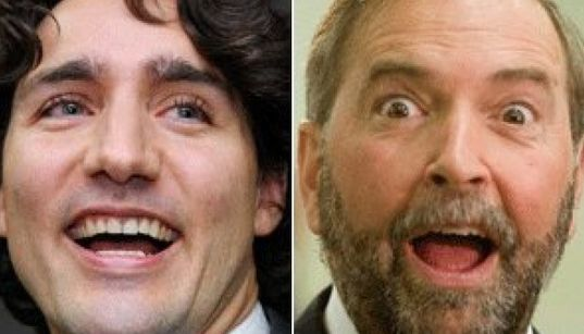 The Changing Fortunes Of A Liberal-NDP