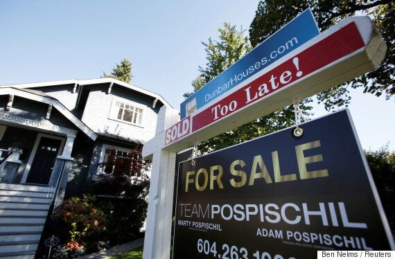 Vancouver Foreclosures Are Flying Off The Market, Because Real Estate Is THAT