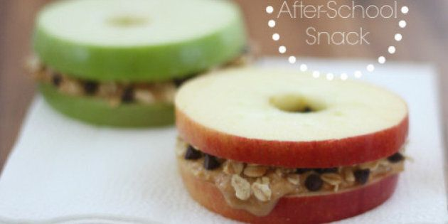 Kids Snacks: 15 Ideas You Can Make In Under 5