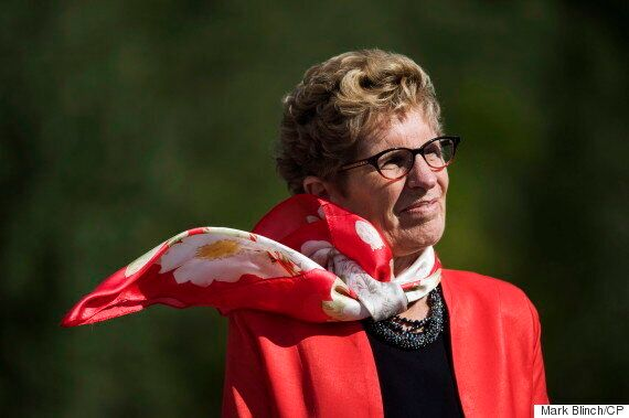 Kathleen Wynne: Ontarians 'Very Bad Actors' When It Comes To Greenhouse