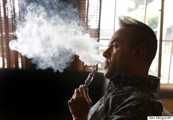 Ontario's Medical Pot Vaping Exemption Came From 'Broad' Consultations... With 2