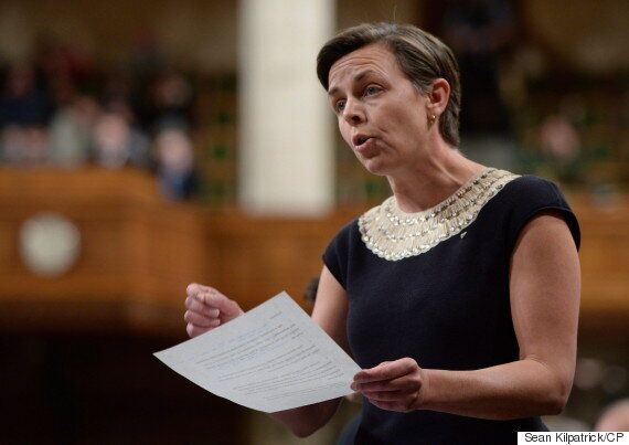 Kellie Leitch Tears Up Over Role In Barbaric Cultural Practices Tip