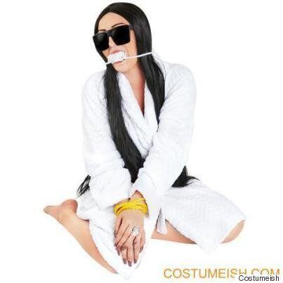 Kim Kardashian Robbery Costume Exists For Some Insane