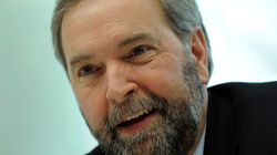 Mulcair Pledges To Spend $30 Million Promoting Canada To U.S.