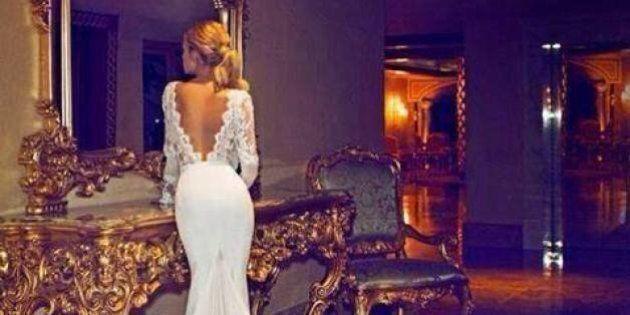 #StyleFix: Jennifer Aniston's Fake Wedding Dress Photo, Dolce & Gabbana Apologize For Anti-IVF