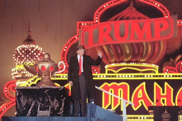 Trump Taj Mahal To Close 26 Years After Trump Opened