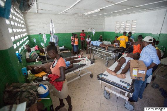 Haiti Health Conditions Worsen A Week After Hurricane