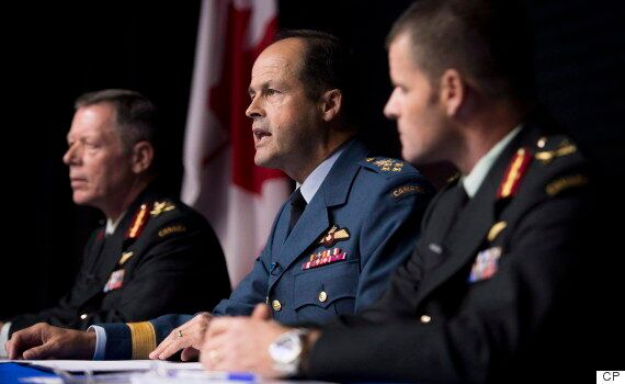 Michael Rouleau, Canadian Special Forces Commander, Fined $2,000 After Guilty