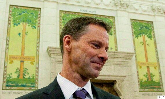 From 'Regret' To 'Deception': How Harper's View Of Nigel Wright