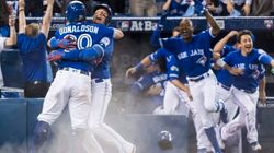 Jays SWEEP Rangers After Donaldson Slides Home To Win The