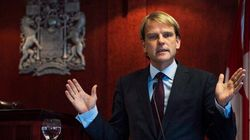 Chris Alexander: 'Barbaric Cultural Practices' Is Why Tories Lost