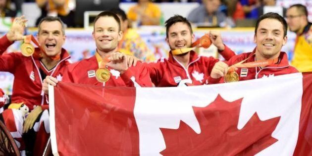 Parapan Am Games: Canada Finishes Second In Medal