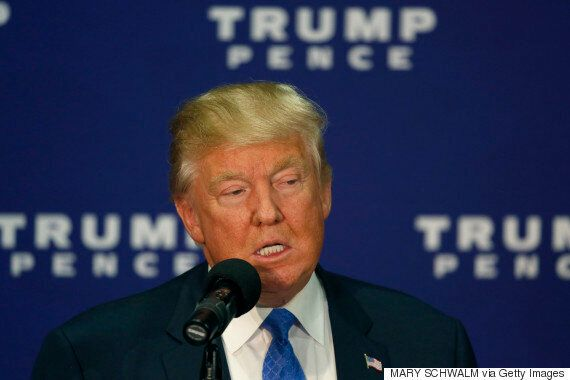 Trump's 2005 Lewd Remarks About Women Spark